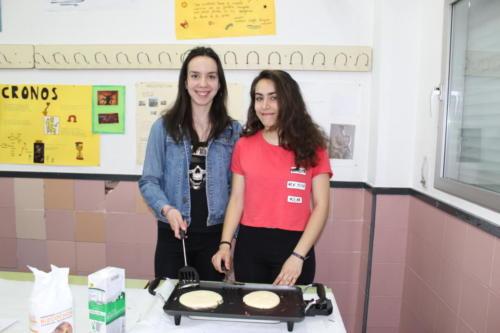 Taller Pancakes