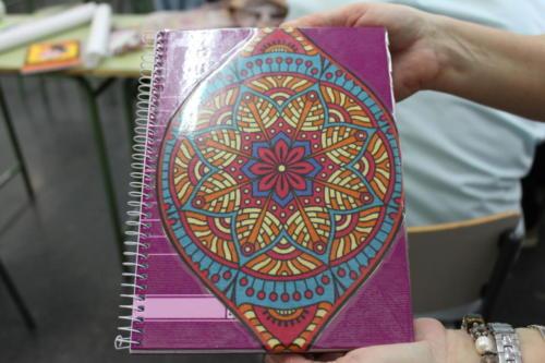 Taller de Decoración Cuadernos